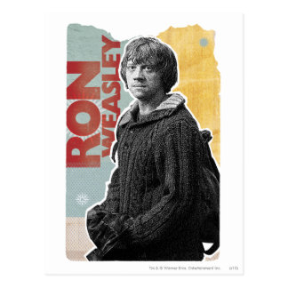 Ron Weasley 7 Briefkaart