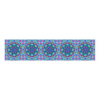 Ronds De Serviette Bande de serviette   de kaléidoscope de coeurs