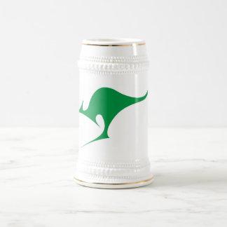 Roo tribal chope à bière