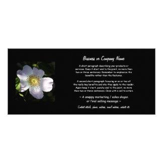 Rosa Canina - rose de chien Double Carte Personnalisée