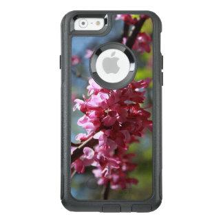 Rose dans le cas de téléphone portable de fleur coque OtterBox iPhone 6/6s