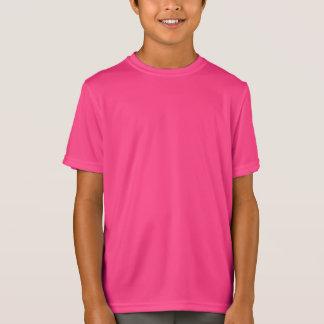 Rose de base de T-shirt de représentation du