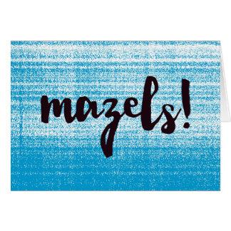 Rose de Mazels Carte De Vœux