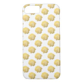 Rose d'or coque iPhone 7