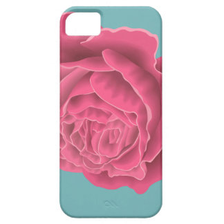 Rose Vector Barely There iPhone 5 Hoesje