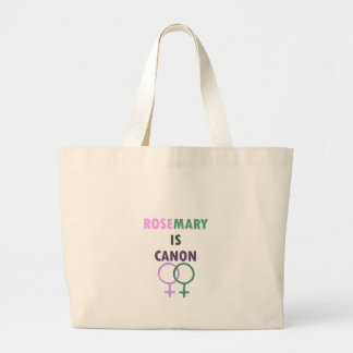 Rosemary est Canon (v1) Grand Tote Bag