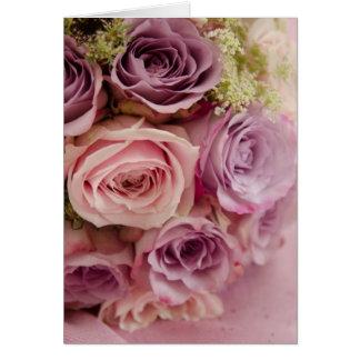 Roses Carte De Vœux