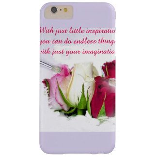 Roses de peinture coque barely there iPhone 6 plus