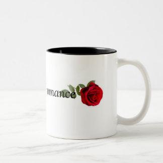 Roses et tasse Romance