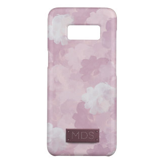 Roses roses Girly d'aquarelle Coque Case-Mate Samsung Galaxy S8