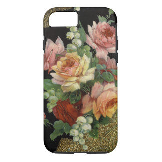 Roses vintages coque iPhone 8/7