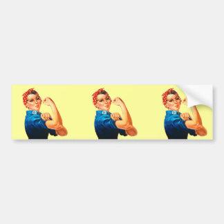 Rosie l'affiche de 2ÈME GUERRE MONDIALE de rivoir Autocollant De Voiture