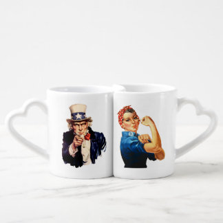 Rosie le rivoir et l'Oncle Sam, ensemble de la Mug