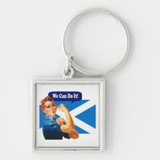 Rosie le rivoir pour l'indépendance écossaise porte-clés