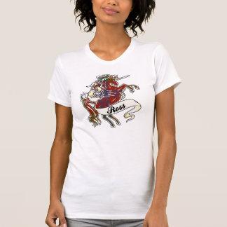 Ross Tartan Unicorn T Shirt