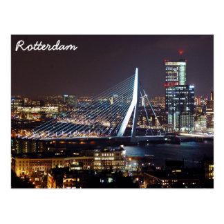 Rotterdam, Pays-Bas Carte Postale