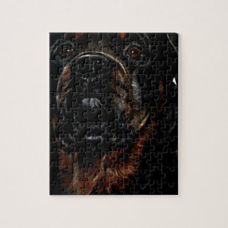 Rottweiler masculin puzzle