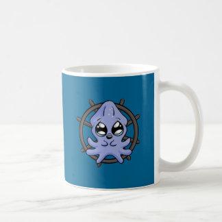 Roue de calmar de bébé ! mug