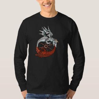 Roue de la fortune alchimique t-shirt