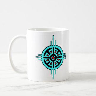 Roue de médecine mug