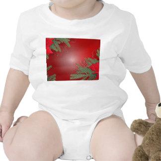 Rouge VIII de poinsettia de Noël Bodies