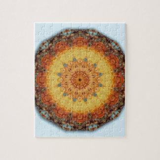 Rouille-Mandala, ROSTart 894_9 Puzzle