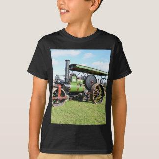 Rouleau vintage de vapeur t-shirt