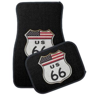 Route 66 automat