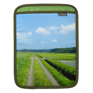 Route de Tanbo Poches iPad