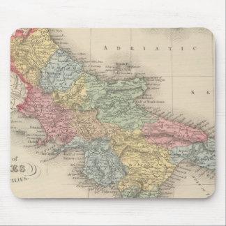 Royaume de Naples ou des deux Sicilies Tapis De Souris