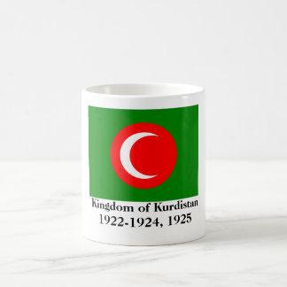 Royaume du drapeau du Kurdistan (1922-1924, 1925) Mug