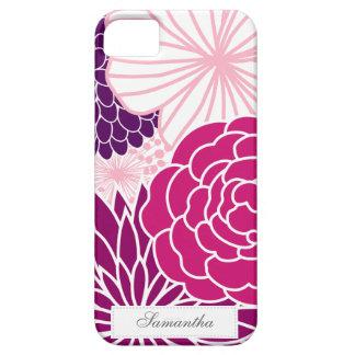Blader door onze bloemen iPhone 5 Hoesjes collectie en personaliseer per kleur, design of stijl.
