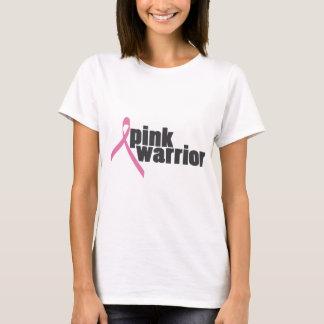 roze strijder (borstkanker) t shirt