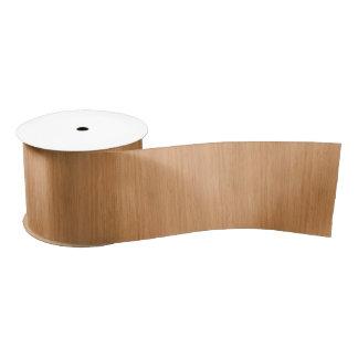 Ruban En Satin Regard du bois en bambou naturel de grain