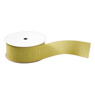 Ruban Gros-grain HAMbyWG - ruban de cadeau - mélange jaune