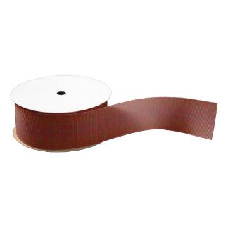 Ruban Gros-grain HAMbyWG - ruban de cadeau - mélange rouge