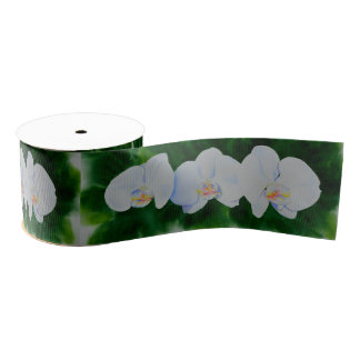 Ruban Gros-grain Orchidée 3