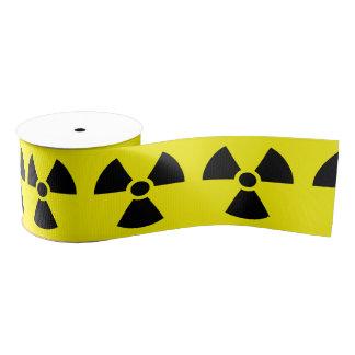 Ruban Gros-grain Radioactif
