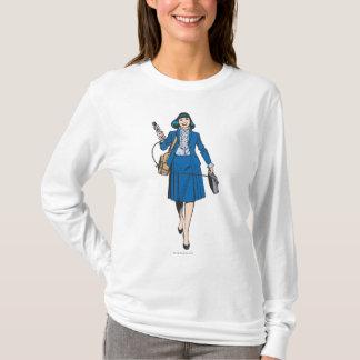 Ruelle de Lois avec le microphone T-shirt