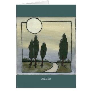 Ruelle de Luna Carte