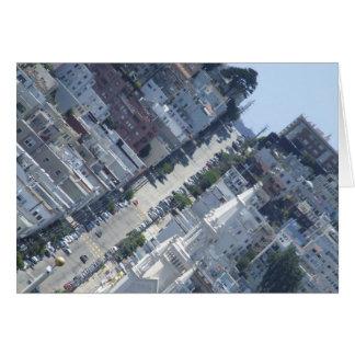 Rues de carte de San Francisco