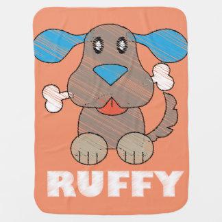 Ruffy -  couvrant de bébé couvertures pour bébé
