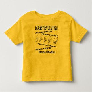 Rugby Evolution T-shirt Pour Les Tous Petits