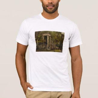 Ruines à l'eau de la Virginie, Windsor, Berkshire T-shirt