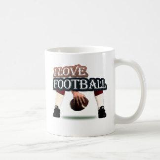 Rupture d'iGuide du football Mug Blanc