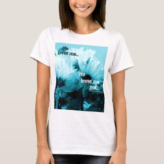 Rupture du T-shirt de cadence [amours je]