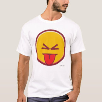 Ruwe Emoji T Shirt