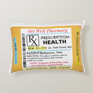 RX pour la santé obtiennent le coussin bon