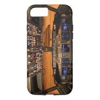 's nachts cockpit iPhone 8/7 hoesje