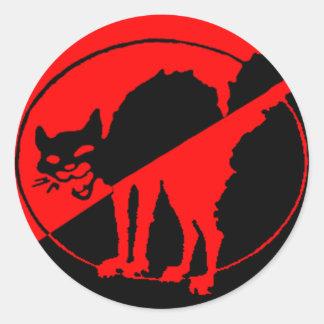 sabotage anarcho-collectivisme sticker